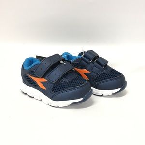 Diadora Unisex Infant Athletic Shoe Size 20.5